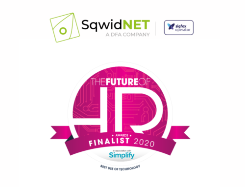 SqwidNet named a finalist for the Best Use of Technology Award in the 6th Future of HR Awards 2020